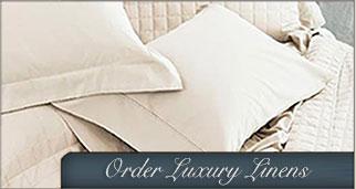 Order luxury linens