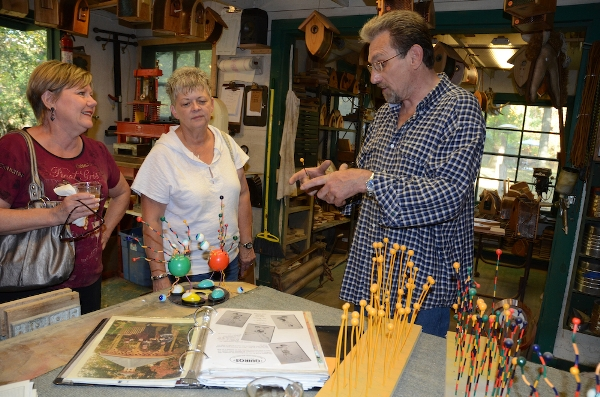 Cedarburg Artists Guild: Covered Bridge Art Studio Tour