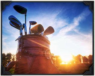Award winning golf awaits