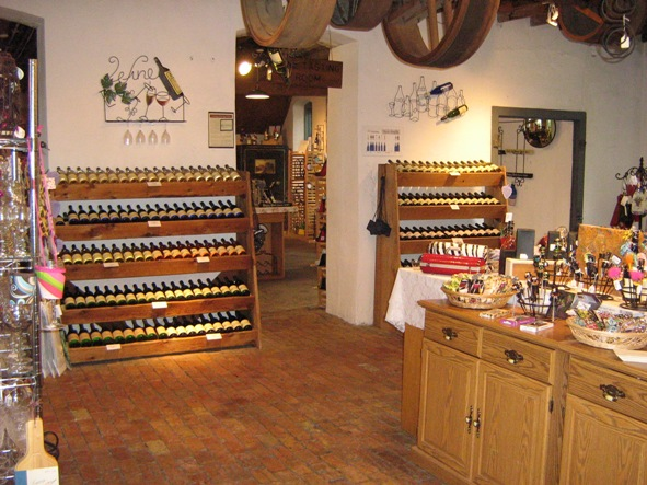 Cedar Creek winery