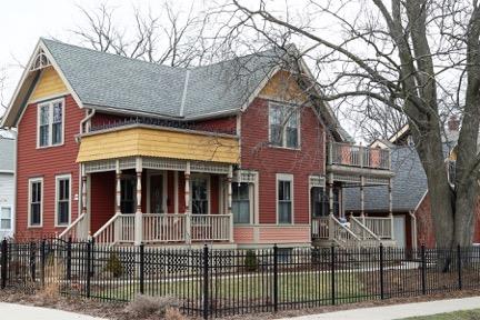 Cedarburg Architectural Treasures Tour