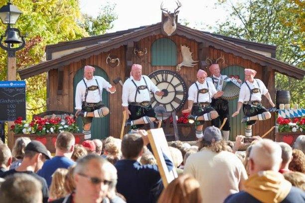 Cedarburg WI Oktoberfest
