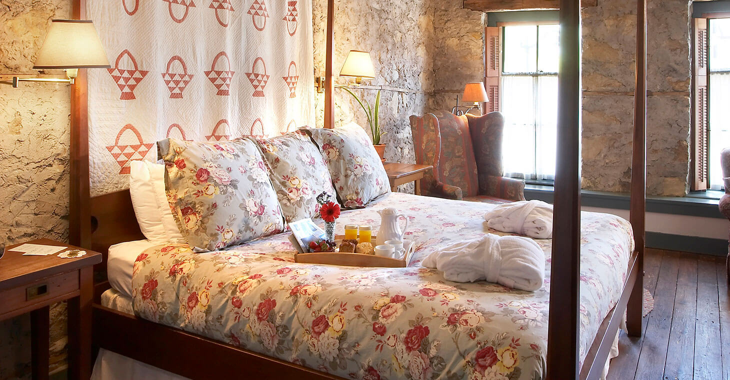 Gerhard Wurthmann room bed