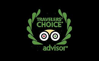 TripAdvisor Travelers' Choice Award 2017