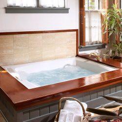 Room 222 - Dr. Frederick A. Luening bath