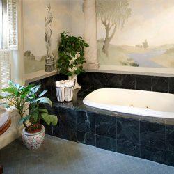 Schroeder Guest House Room 2 - Juergen Schroeder bath