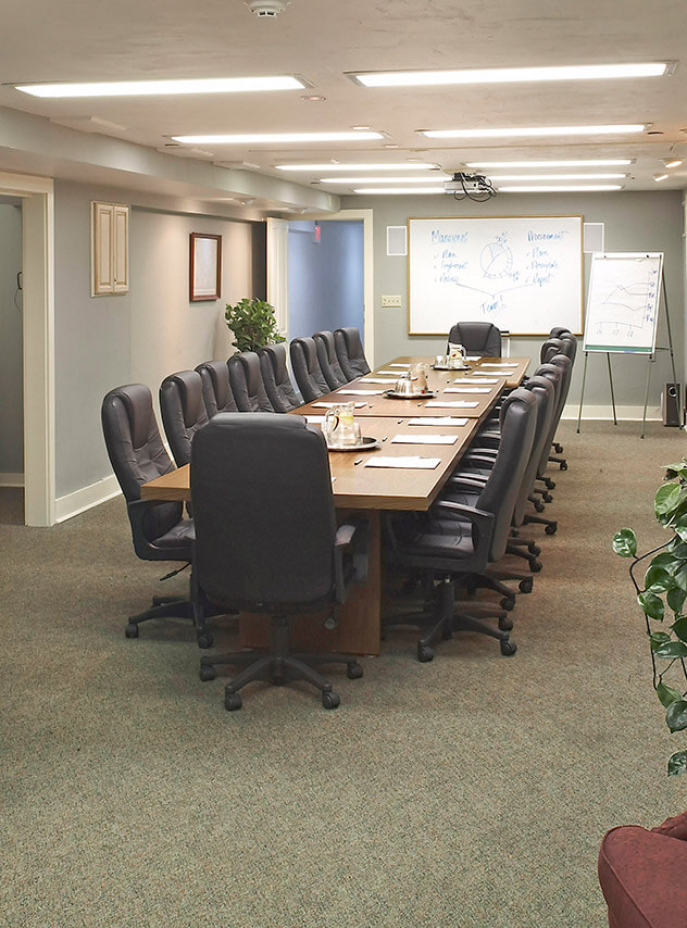 Washington House Inn meeting room