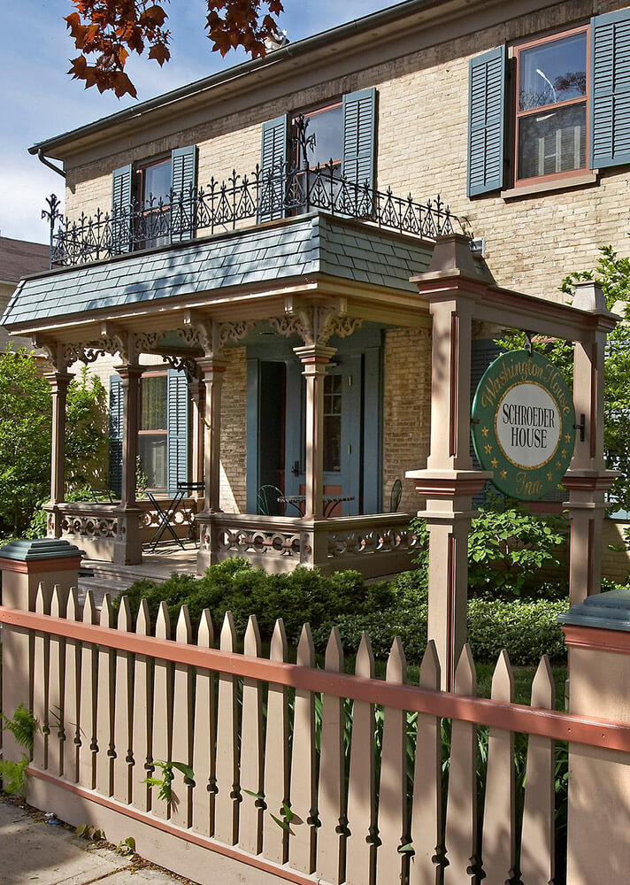 Schroeder Guest House exterior