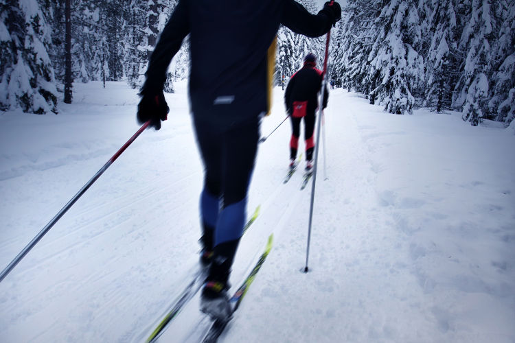 Cross Country Skiing in Wisconsin