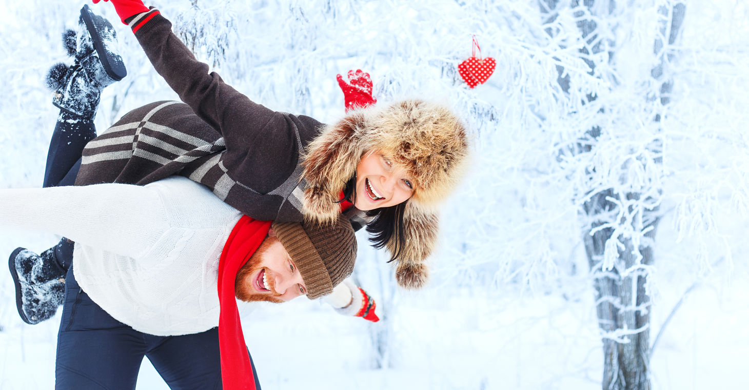 Winter in Cedarburg Love