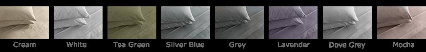 Linen color choices