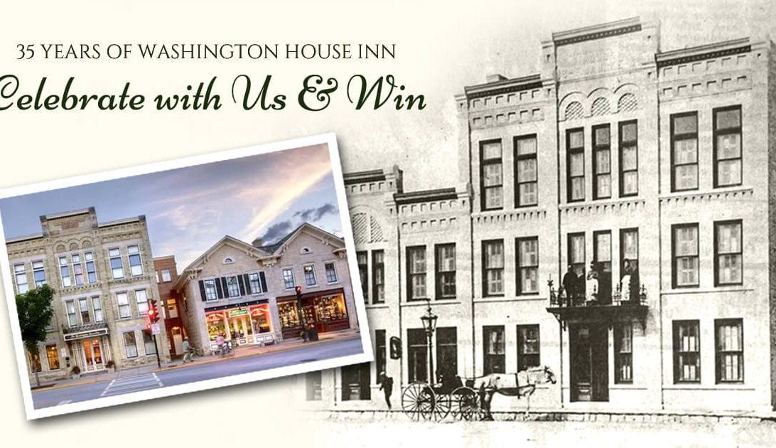 35 Years of Washington House Inn