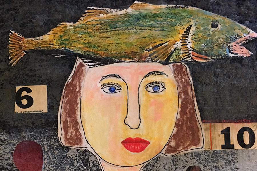 Sandra Pape - Artist of the Month