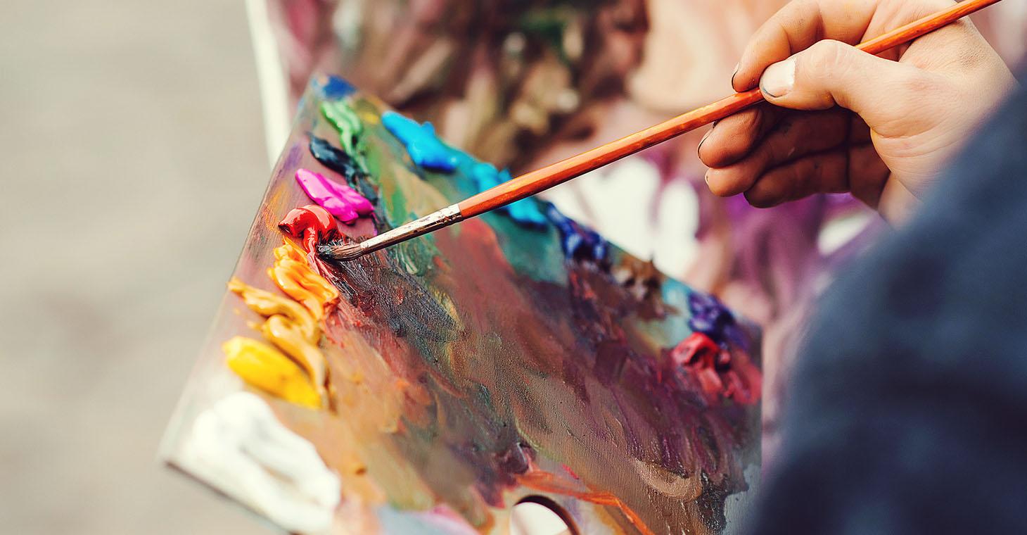 Artist in Cedarburg, WI