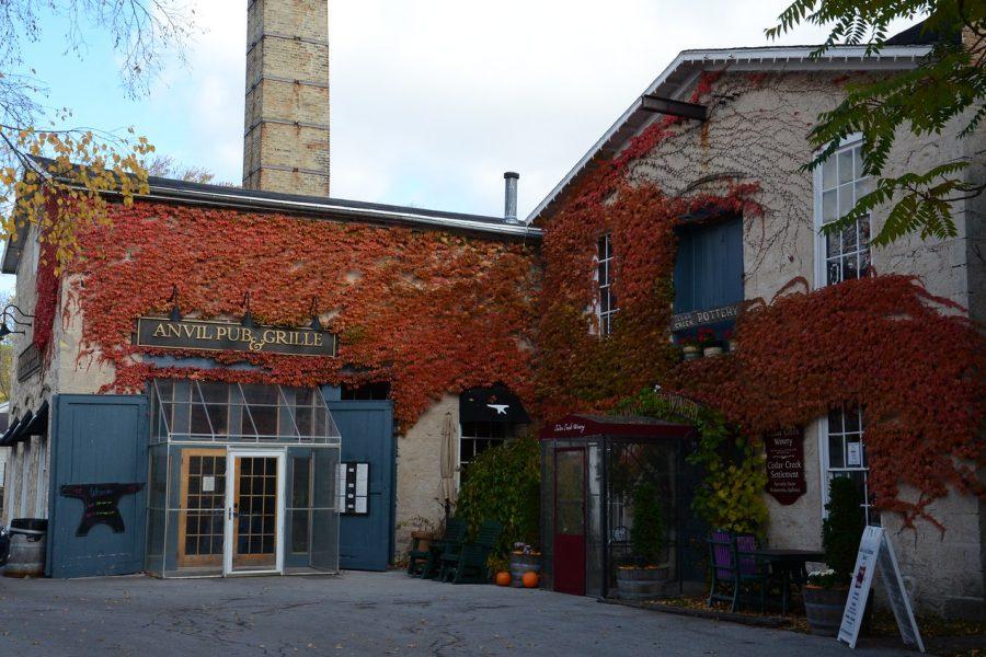 Anvil Pub & Grille Restaurant in Cedarburg