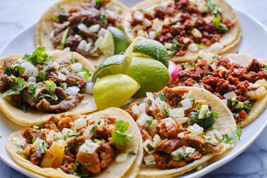 Pork Tacos at One of the Best Restaurants in Cedarburg, WI