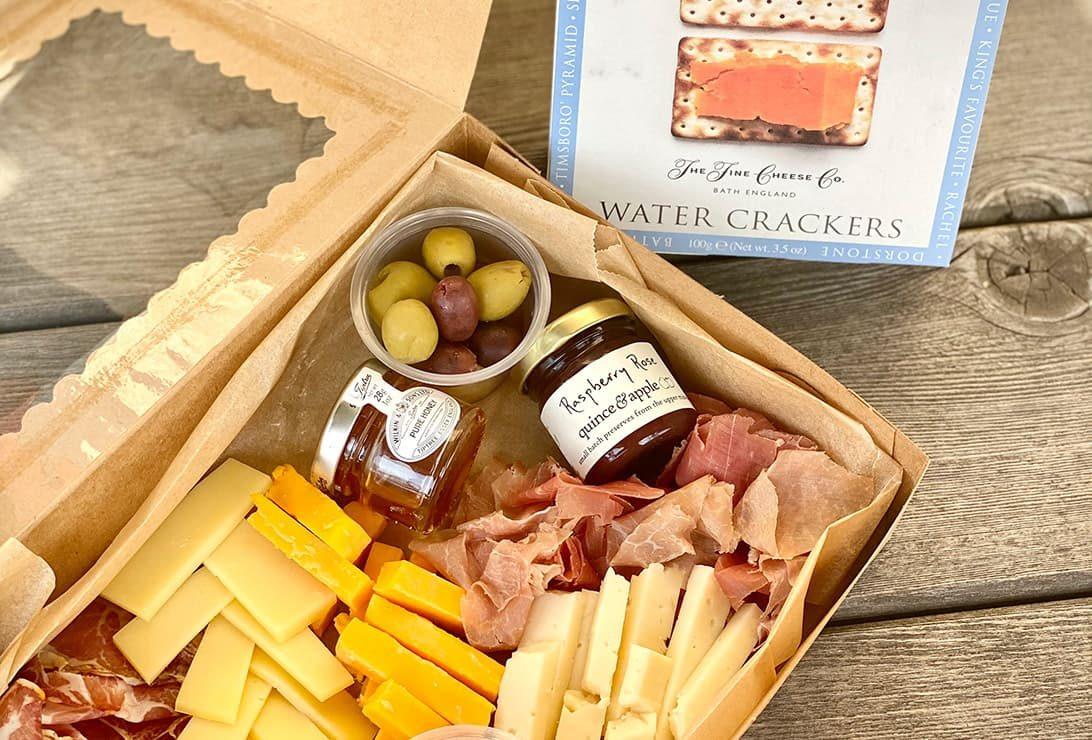 Frannie's Market Charcuterie Box